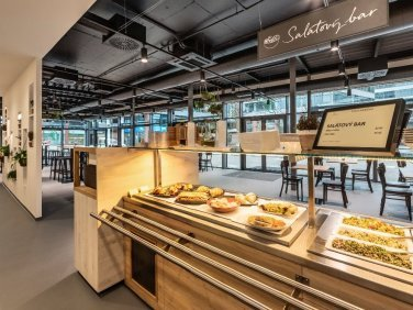 Restaurace OLIVE Coral | Interiér | Coral Office Park